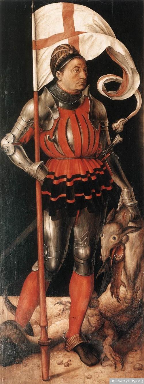 5 | Альбрехт Дюрер. Основоположник искусства немецкого Возрождения | ARTeveryday.org