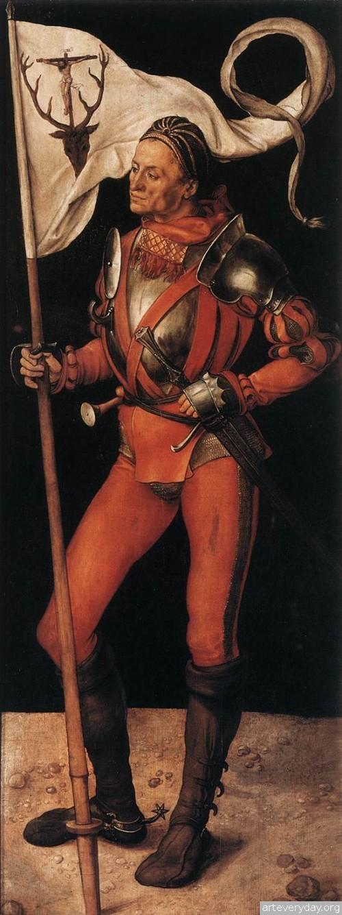 6 | Альбрехт Дюрер. Основоположник искусства немецкого Возрождения | ARTeveryday.org