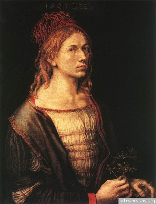 12 | Альбрехт Дюрер. Основоположник искусства немецкого Возрождения | ARTeveryday.org
