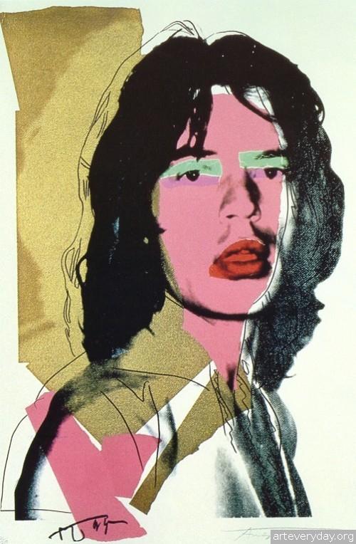 6 | Энди Уорхол - Andy Warhol. Король поп-арта | ARTeveryday.org