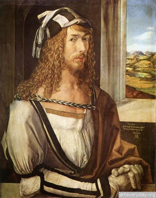 13 | Альбрехт Дюрер. Основоположник искусства немецкого Возрождения | ARTeveryday.org