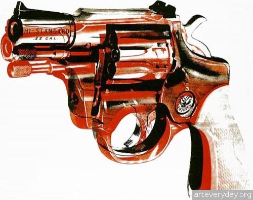7 | Энди Уорхол - Andy Warhol. Король поп-арта | ARTeveryday.org