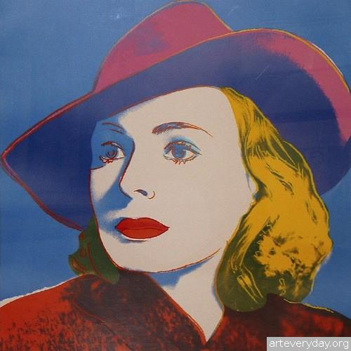 8 | Энди Уорхол - Andy Warhol. Король поп-арта | ARTeveryday.org