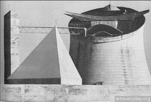 13 | Ле Корбюзье - Le Corbusier. Часть4 | ARTeveryday.org