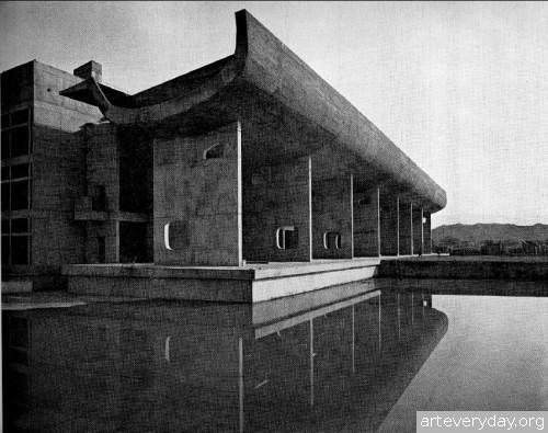 21 | Ле Корбюзье - Le Corbusier. Часть4 | ARTeveryday.org
