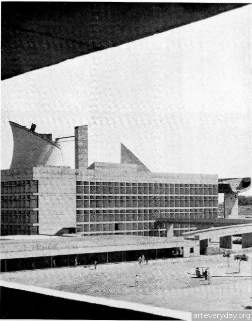 14 | Ле Корбюзье - Le Corbusier. Часть4 | ARTeveryday.org
