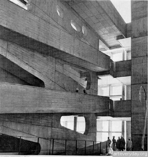 16 | Ле Корбюзье - Le Corbusier. Часть4 | ARTeveryday.org