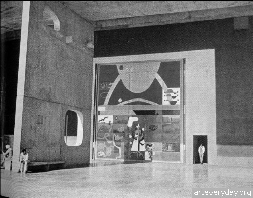 17 | Ле Корбюзье - Le Corbusier. Часть4 | ARTeveryday.org