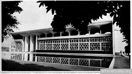 15 | Ле Корбюзье - Le Corbusier. Часть4 | ARTeveryday.org