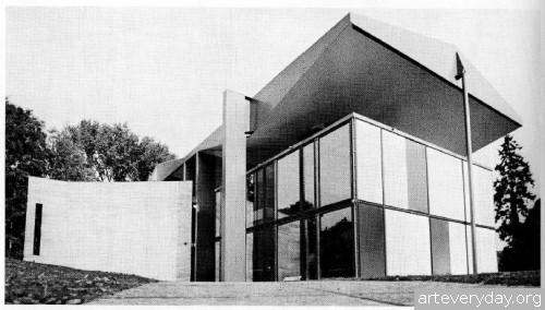 30 | Ле Корбюзье - Le Corbusier. Часть4 | ARTeveryday.org