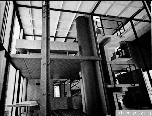 31 | Ле Корбюзье - Le Corbusier. Часть4 | ARTeveryday.org