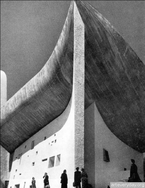 23 | Ле Корбюзье - Le Corbusier. Часть4 | ARTeveryday.org