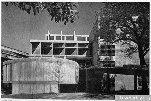 28 | Ле Корбюзье - Le Corbusier. Часть4 | ARTeveryday.org