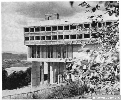 24 | Ле Корбюзье - Le Corbusier. Часть4 | ARTeveryday.org