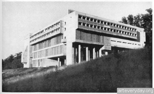 25 | Ле Корбюзье - Le Corbusier. Часть4 | ARTeveryday.org