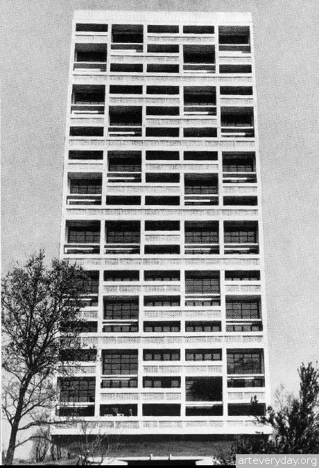 4 | Ле Корбюзье - Le Corbusier. Часть4 | ARTeveryday.org