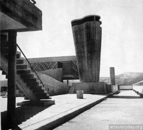 7 | Ле Корбюзье - Le Corbusier. Часть4 | ARTeveryday.org