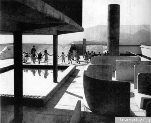 8 | Ле Корбюзье - Le Corbusier. Часть4 | ARTeveryday.org