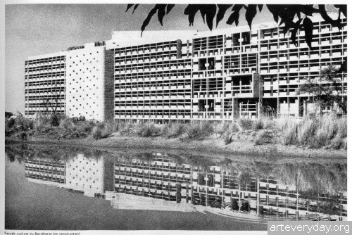 18 | Ле Корбюзье - Le Corbusier. Часть4 | ARTeveryday.org