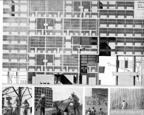 19 | Ле Корбюзье - Le Corbusier. Часть4 | ARTeveryday.org