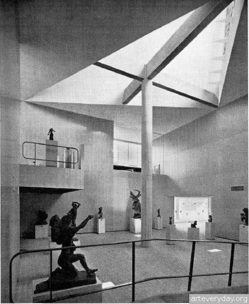 27 | Ле Корбюзье - Le Corbusier. Часть4 | ARTeveryday.org
