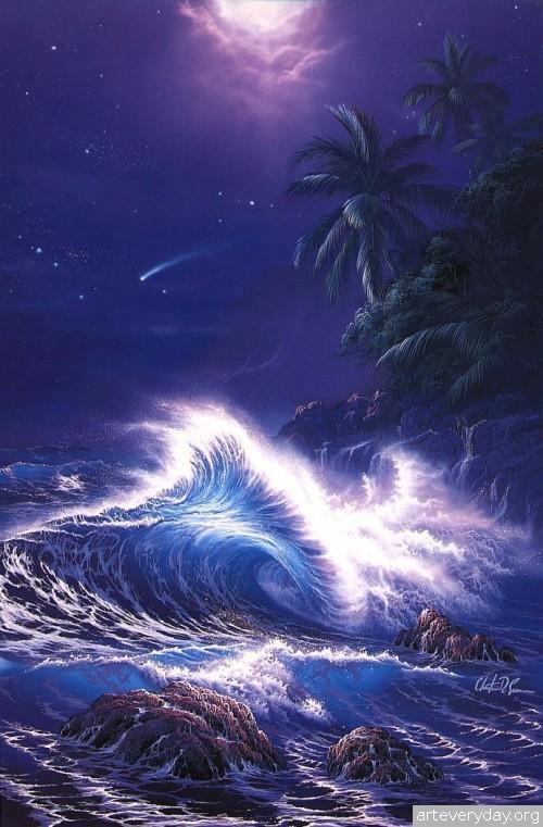 6 | Christian Riese Lassen - Кристиан Риес Лассен. Маринист с Гавайских островов