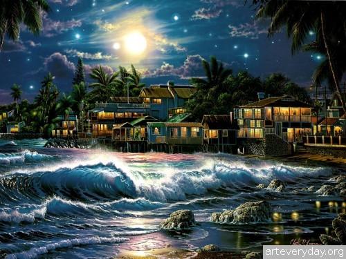 8 | Christian Riese Lassen - Кристиан Риес Лассен. Маринист с Гавайских островов