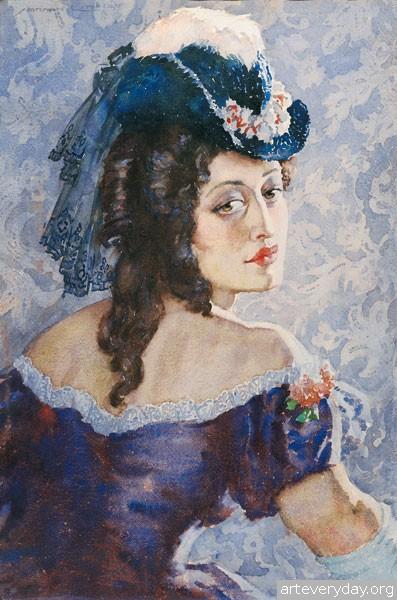 3 | Норман Линдсей - Norman Lindsay. Австралийский живописец | ARTeveryday.org