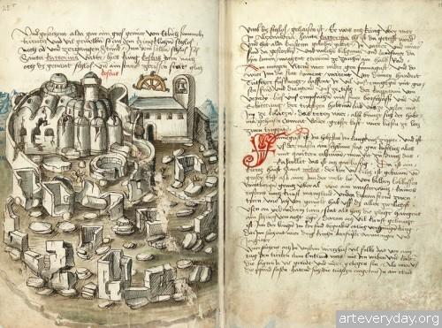14 | Конрад Фон Грюненберг. Путешествие из Констанца в Иерусалим в 1487 году | ARTeveryday.org