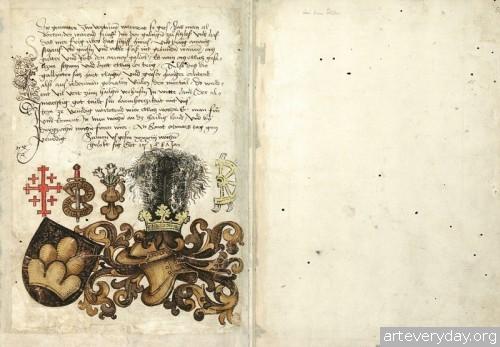 17 | Конрад Фон Грюненберг. Путешествие из Констанца в Иерусалим в 1487 году | ARTeveryday.org
