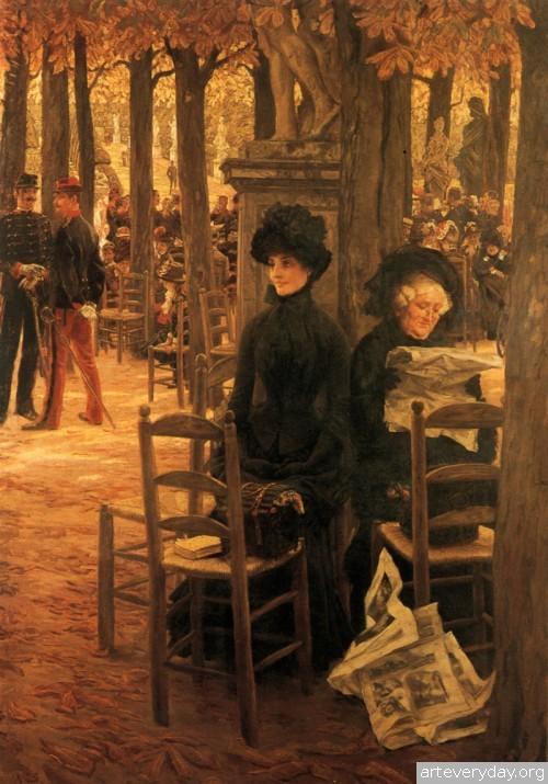 11 | Тиссо Джеймс - Tissot James. Мастер салонной живописи Викторианской эпохи | ARTeveryday.org