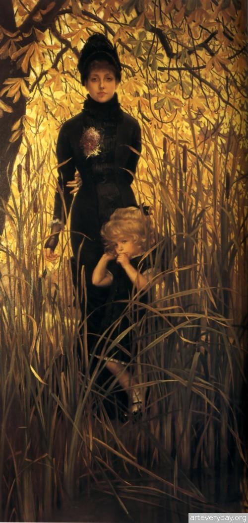 13 | Тиссо Джеймс - Tissot James. Мастер салонной живописи Викторианской эпохи | ARTeveryday.org