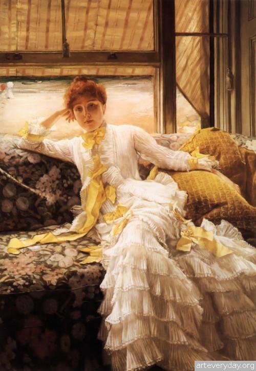 15 | Тиссо Джеймс - Tissot James. Мастер салонной живописи Викторианской эпохи | ARTeveryday.org