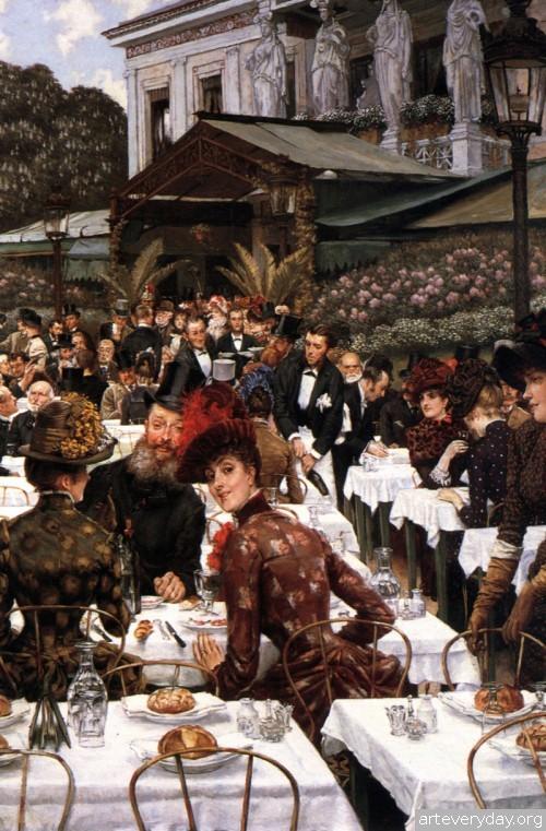 16 | Тиссо Джеймс - Tissot James. Мастер салонной живописи Викторианской эпохи | ARTeveryday.org