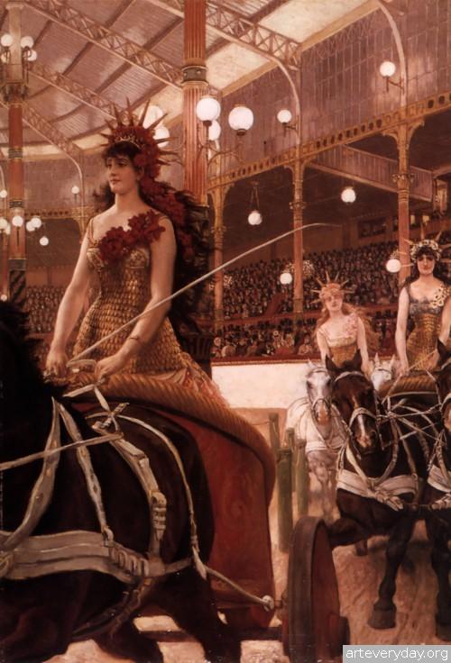 17 | Тиссо Джеймс - Tissot James. Мастер салонной живописи Викторианской эпохи | ARTeveryday.org