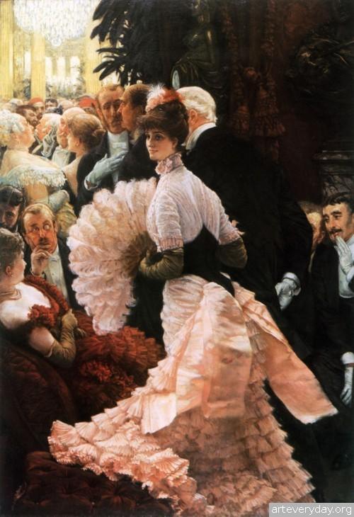 18 | Тиссо Джеймс - Tissot James. Мастер салонной живописи Викторианской эпохи | ARTeveryday.org