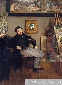 2 | Тиссо Джеймс - Tissot James. Мастер салонной живописи Викторианской эпохи | ARTeveryday.org