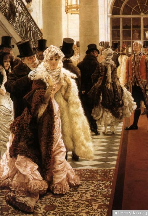 21 | Тиссо Джеймс - Tissot James. Мастер салонной живописи Викторианской эпохи | ARTeveryday.org