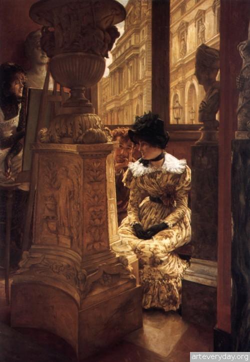 8 | Тиссо Джеймс - Tissot James. Мастер салонной живописи Викторианской эпохи | ARTeveryday.org