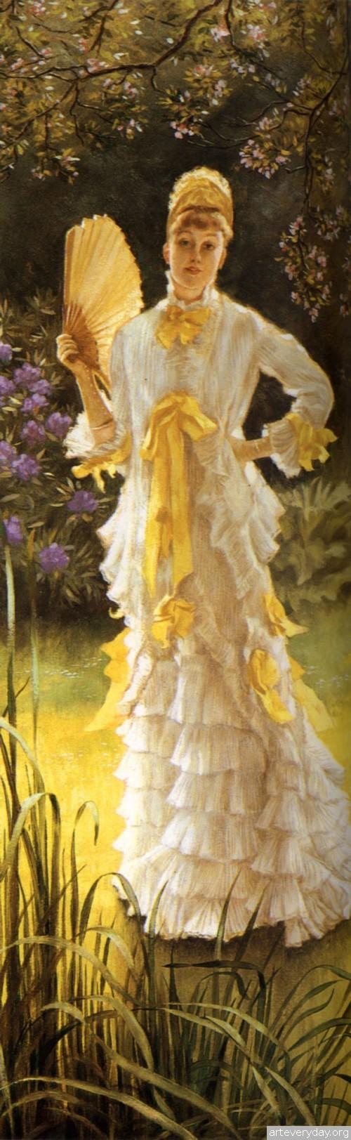 9 | Тиссо Джеймс - Tissot James. Мастер салонной живописи Викторианской эпохи | ARTeveryday.org