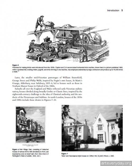 2 | Дома Викторианской эпохи. Планы и детали | ARTeveryday.org