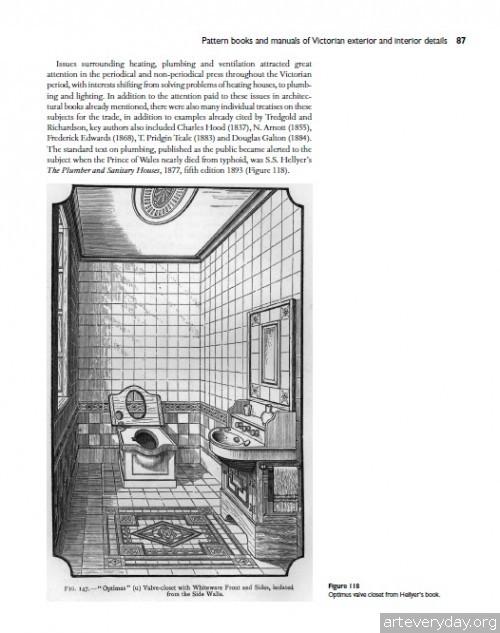7 | Дома Викторианской эпохи. Планы и детали | ARTeveryday.org