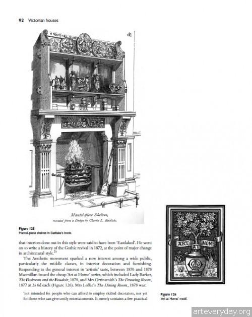 8 | Дома Викторианской эпохи. Планы и детали | ARTeveryday.org