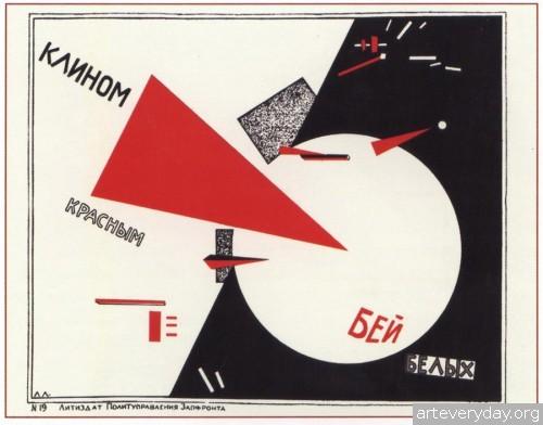 2 | Конструктивизм в советском плакате | ARTeveryday.org