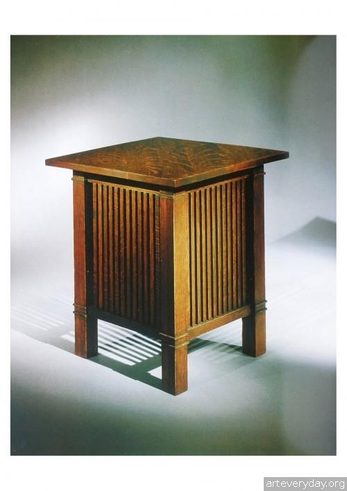 1 | Фрэнк Ллойд Райт - Frank Lloyd Wright. Интерьеры и мебель | ARTeveryday.org