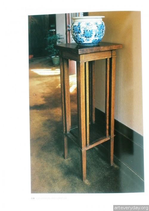 8 | Фрэнк Ллойд Райт - Frank Lloyd Wright. Интерьеры и мебель | ARTeveryday.org