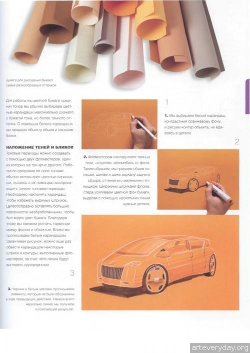 4 | Рисунок для индустриальных дизайнеров | ARTeveryday.org
