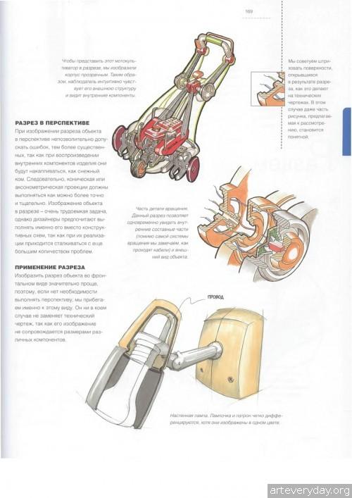 7 | Рисунок для индустриальных дизайнеров | ARTeveryday.org