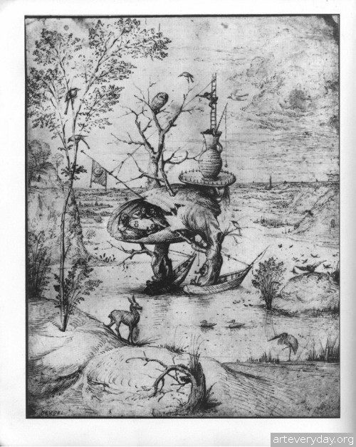 3 | Иероним Босх - Jheronimus Bosch. Между Раем и Адом | ARTeveryday.org