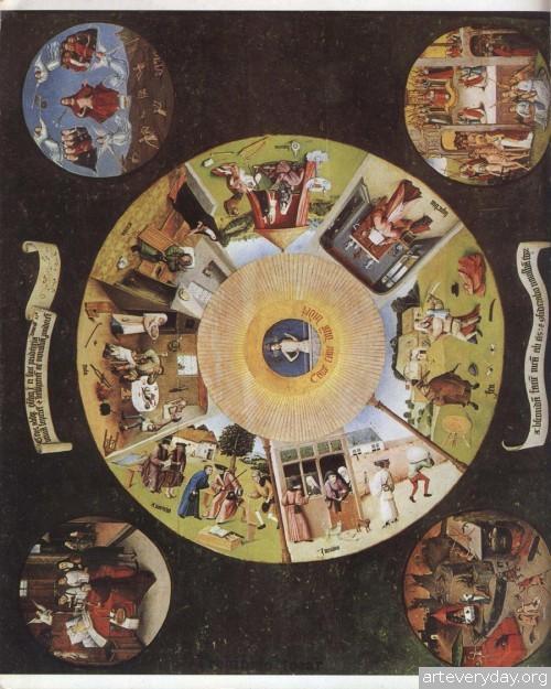5 | Иероним Босх - Jheronimus Bosch. Между Раем и Адом | ARTeveryday.org